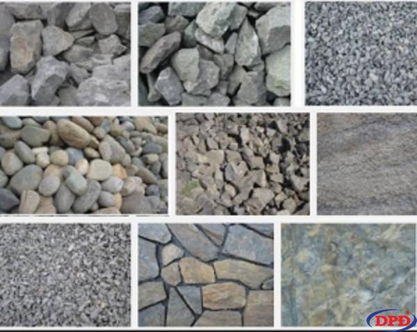 Hình ảnh các loại đá trong xây dựng