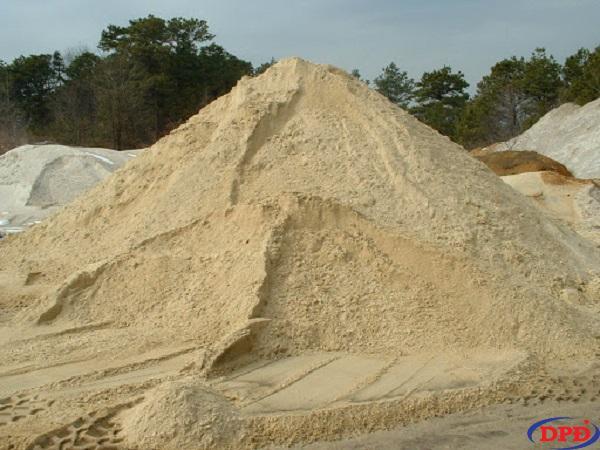 Với nhiều vai trò quan trọng nên cát san lấp luôn được sử dụng rộng rãi