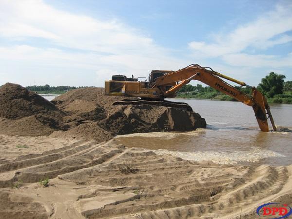 Nên lựa chọn một cơ sở uy tín để mua cát san lấp chất lượng nhất