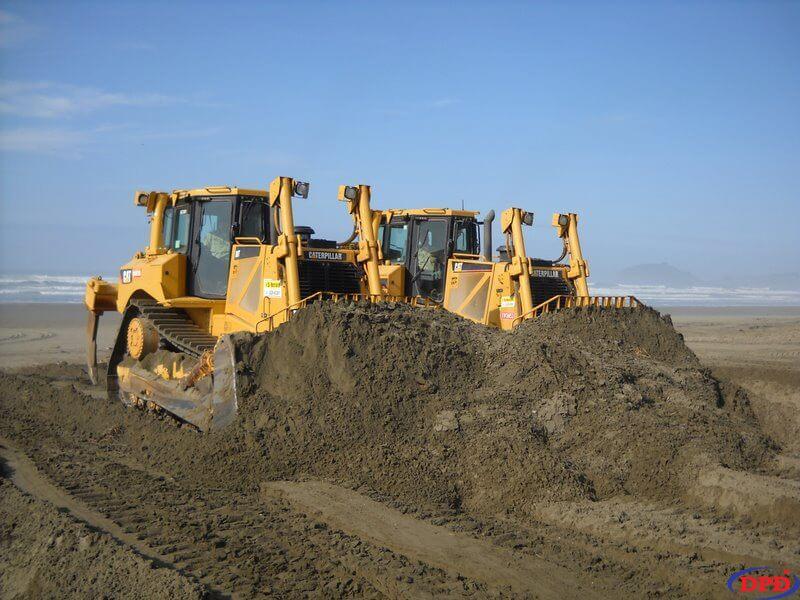 Khi xây dựng nên lựa chọn loại cát bê tông tốt