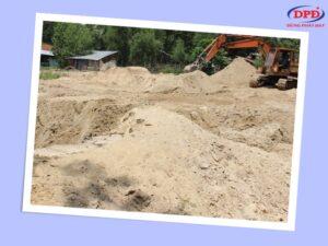 Báo giá cát có sự biến động tùy thời điểm