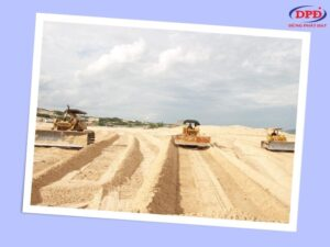 Dũng Phát Đạt là địa chỉ mua bán cát san lấp quận 11 vừa rẻ lại còn chất lượng