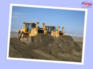 Đơn vị cung cấp cát san lấp uy tín, chất lượng