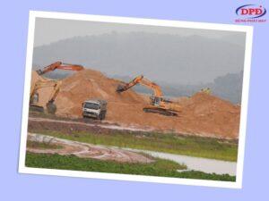 Giá cát san lấp quận 9 hiện đang tăng cao